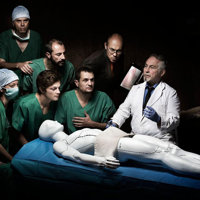 La Leçon d'anatomie